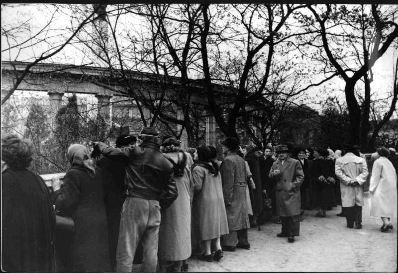 Mord am Schwarzenbergplatz