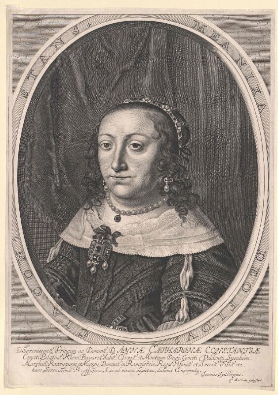 Anna Katharina Konstanze, Prinzessin von Polen