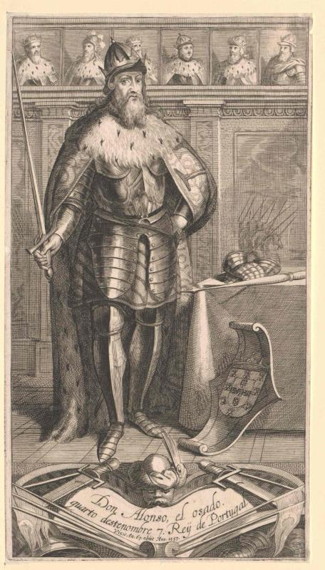 Alfons IV., König von Portugal