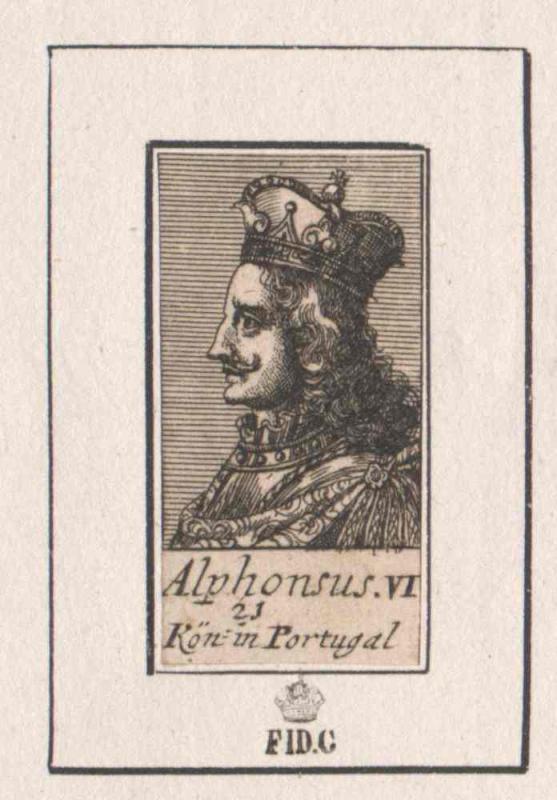 Alfons VI., König von Portugal