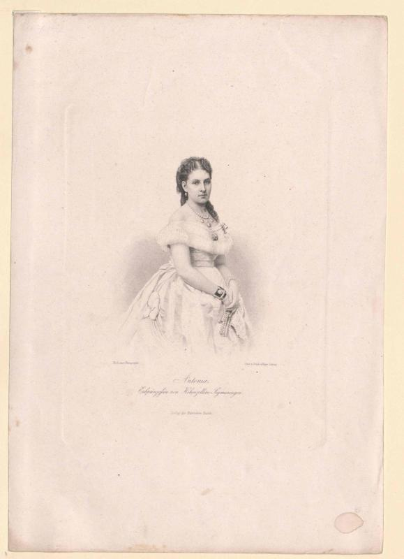 Antonia, Infantin von Portugal