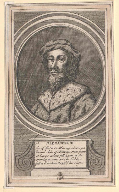 Alexander III., König von Schottland