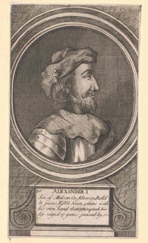 Alexander I., König von Schottland