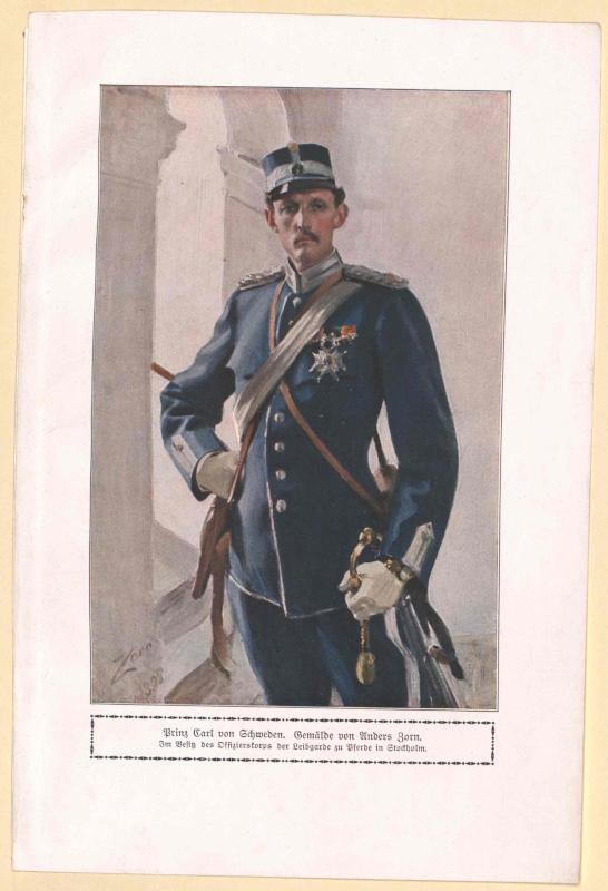 Karl, Prinz von Schweden