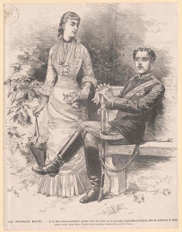 Gustav V., König von Schweden
