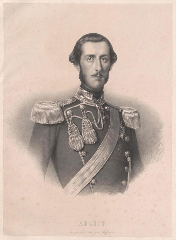 August, Prinz von Schweden