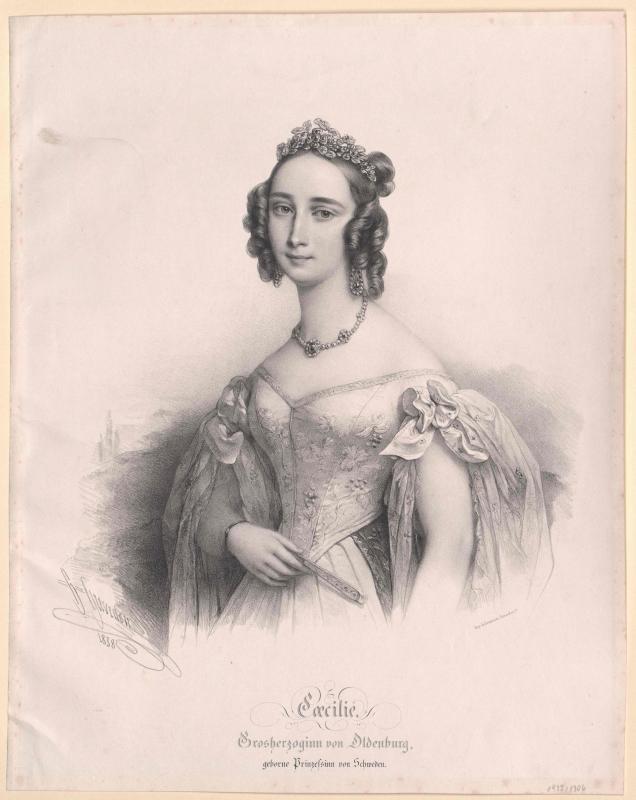 Cäcilie, Prinzessin von Schweden