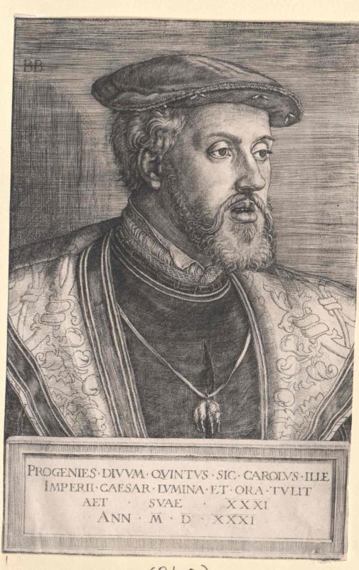Bildnis Kaiser Karl V.