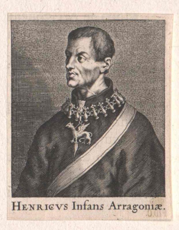 Heinrich, Infant von Aragon