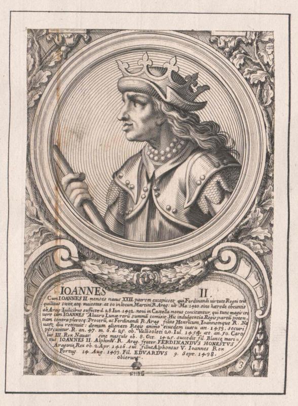 Johann II., König von Aragon