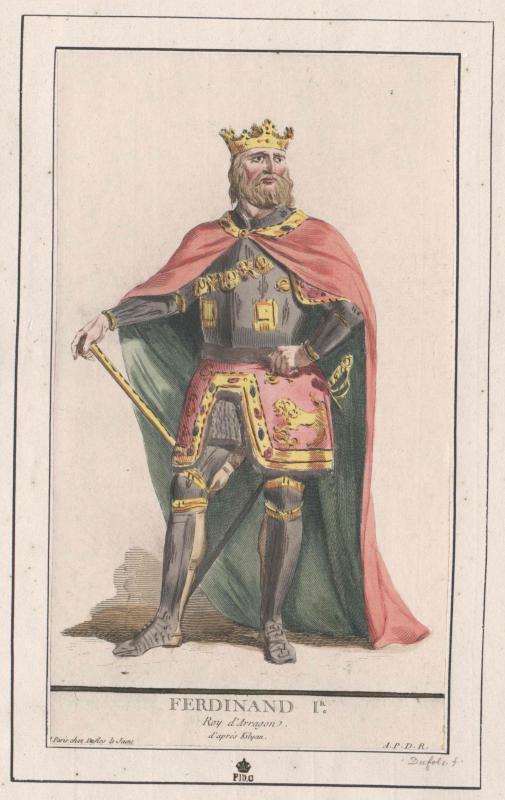 Ferdinand I., König von Aragon
