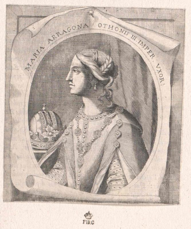 Maria von Aragon