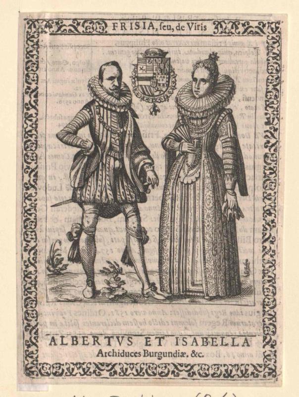 Albrecht VII. der Fromme, Erzherzog von Österreich