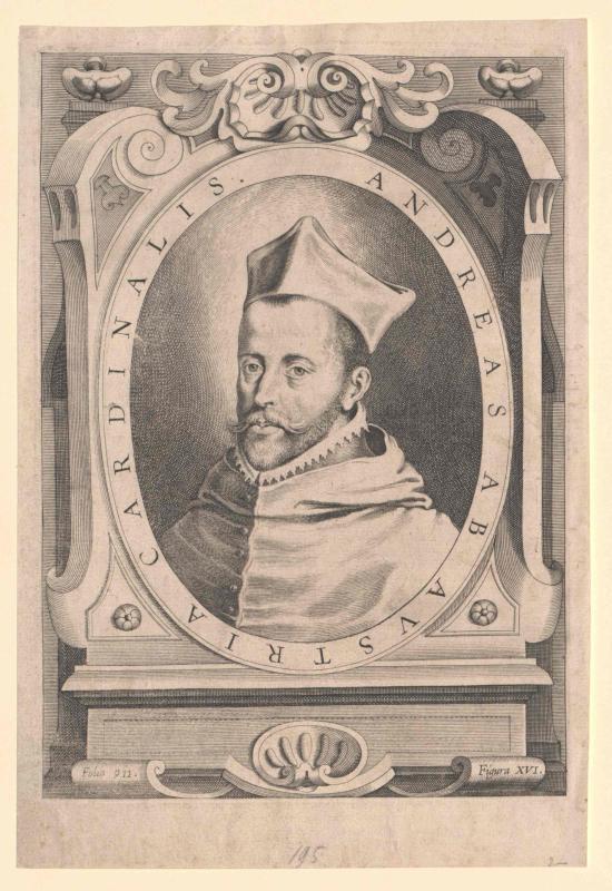 Andreas von Österreich Markgraf von Burgau