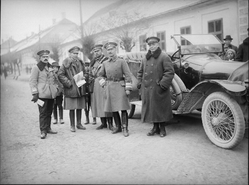 Eingliederung des Burgenlandes in die Republik Österreich