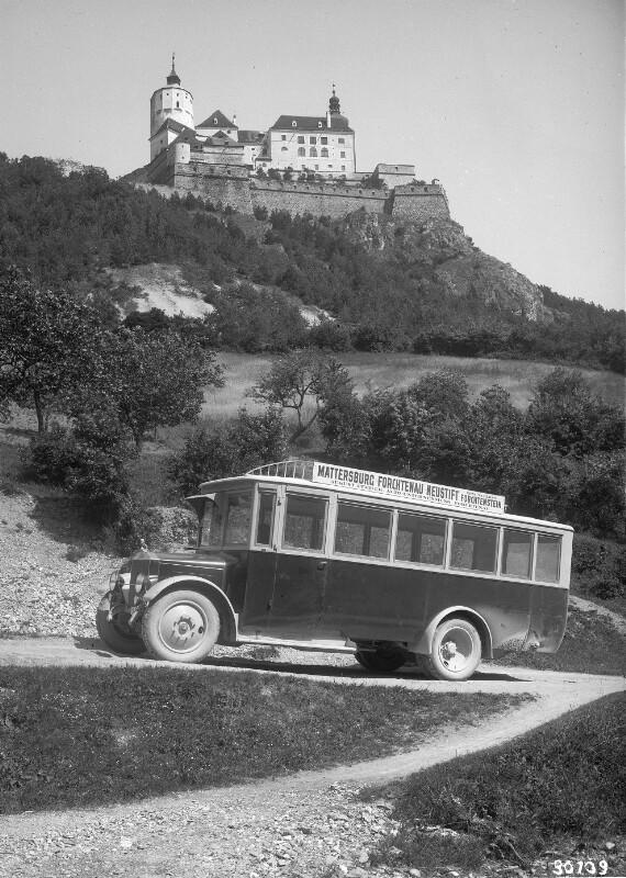 Linienbus Mattersburg-Neustift
