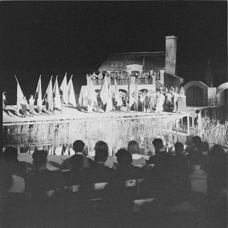 Festspiele in Mörbisch