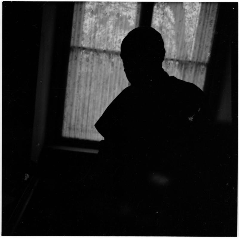 sterreichische nationalbibliothek mann schaut aus einem fenster foto sehr dunkel ungarn. Black Bedroom Furniture Sets. Home Design Ideas