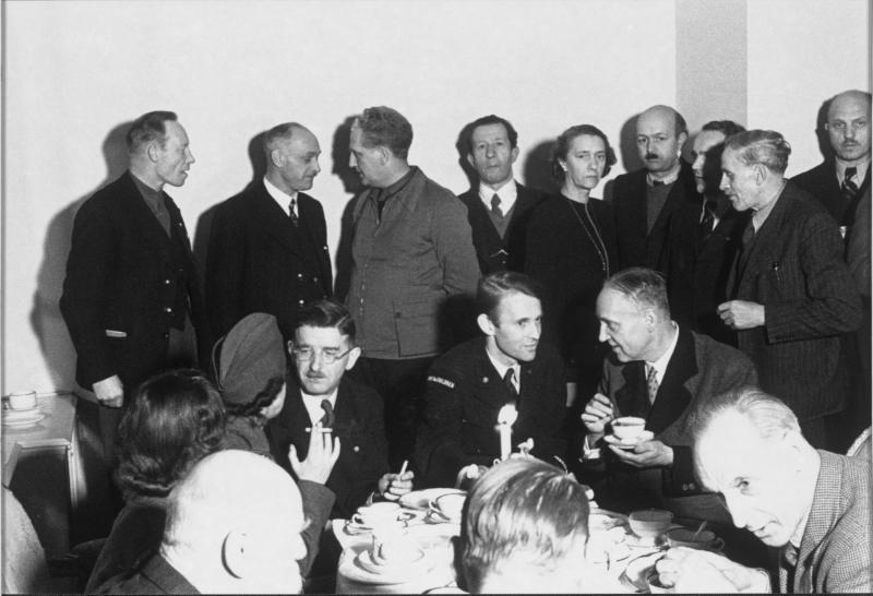 ÖGB-Gründer 1945