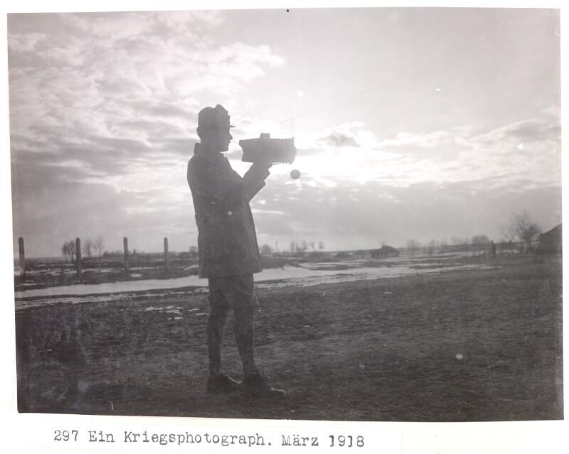Ein Kriegsfotograf