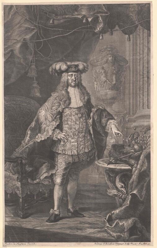 Bildnis Kaiser Karl VI.