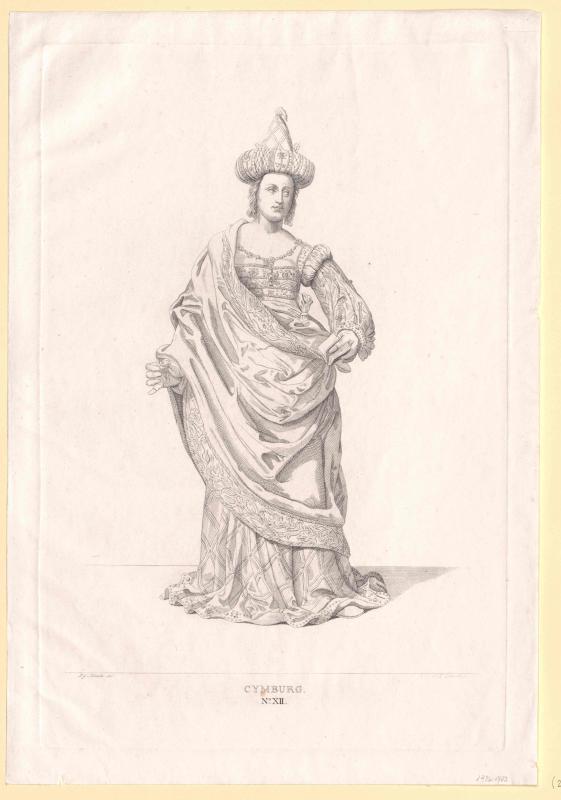 Zimburgis, Prinzessin von Masowien