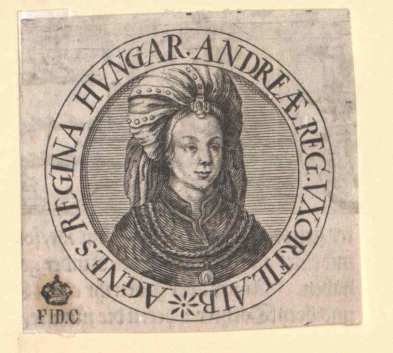 Agnes von Österreich (1281-1364)