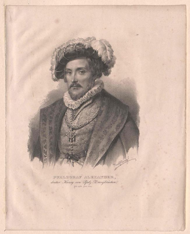 Alexander, Pfalzgraf von Zweibrücken