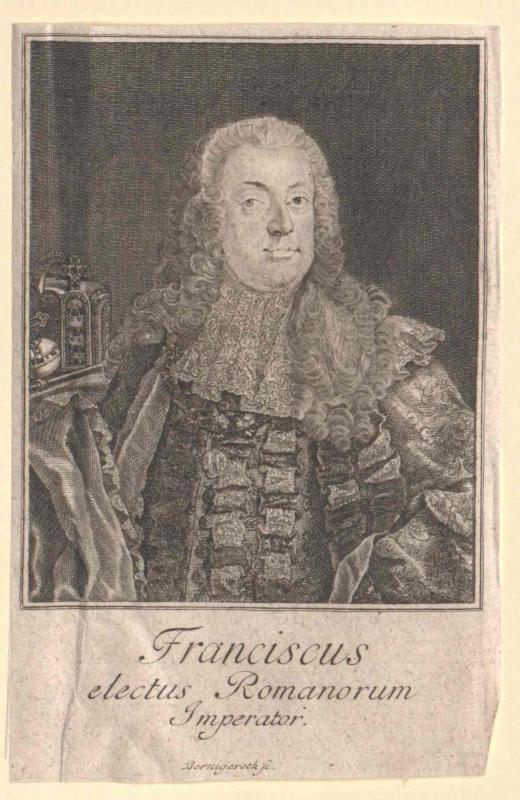 Franz I., römisch-deutscher Kaiser