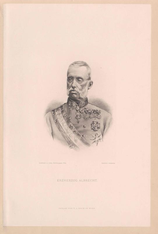 Albrecht, Erzherzog von Österreich