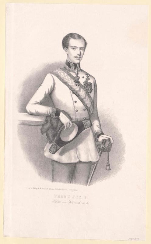 Franz Joseph I., Kaiser von Österreich