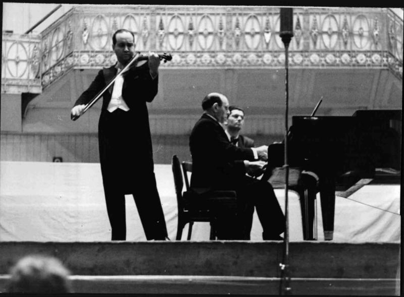 Russische Künstler im Konzerthaus