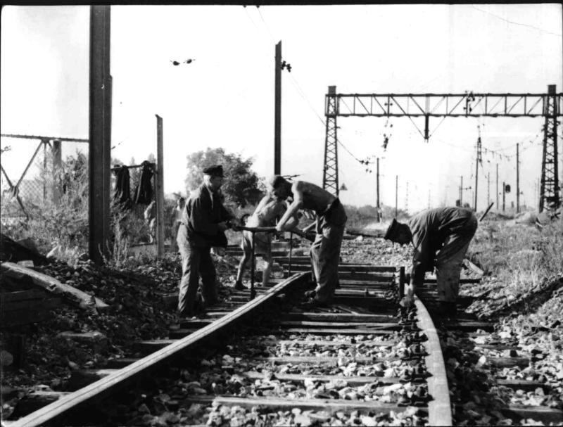 Stadtbahn in Heiligenstadt
