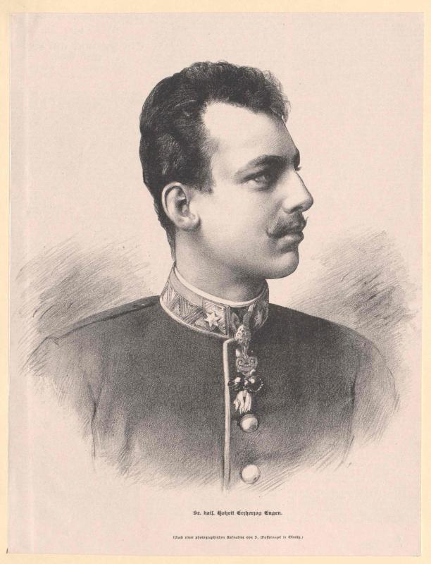 Eugen, Erzherzog von Österreich