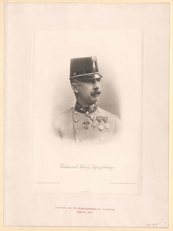 Ferdinand Karl, Erzherzog von Österreich