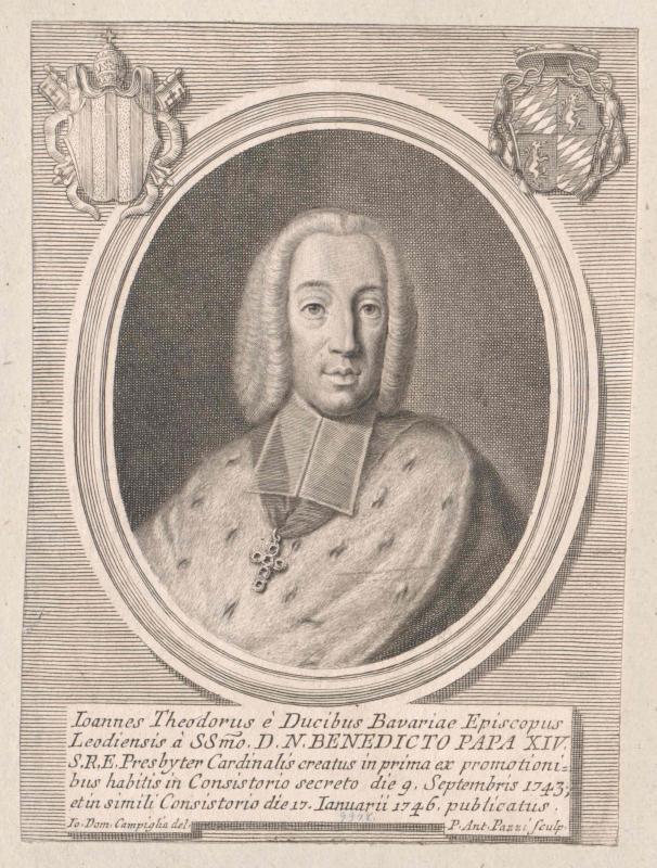 Johann Theodor, Prinz von Bayern