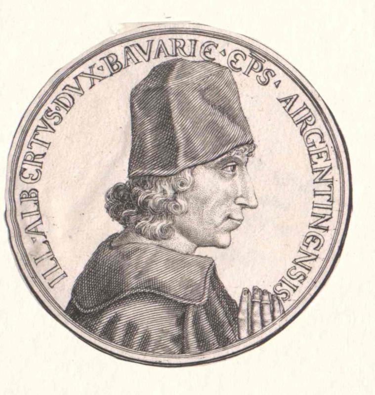 Albrecht, Pfalzgraf von Pfalz-Mosbach