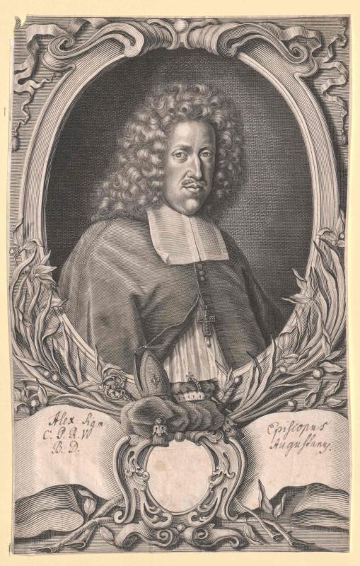 Alexander Sigismund, Pfalzgraf von Pfalz-Neuburg
