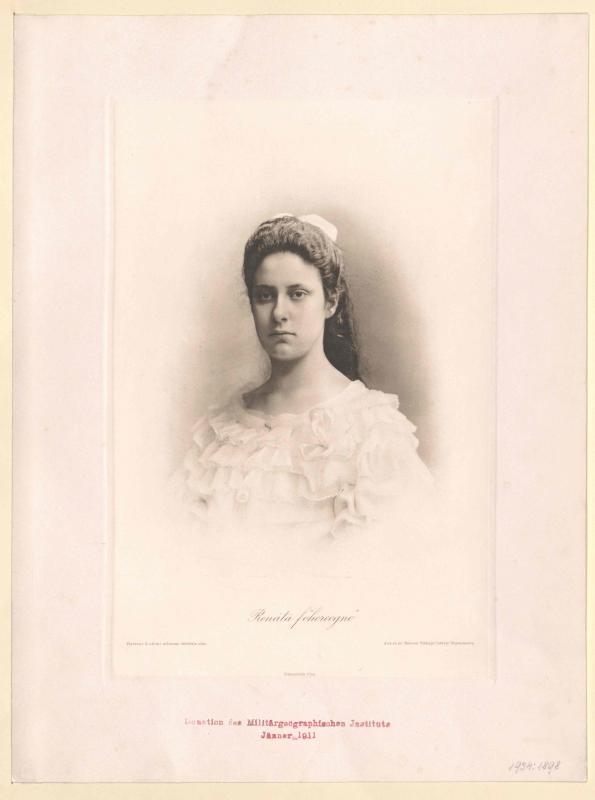 Renata Maria, Erzherzogin von Österreich