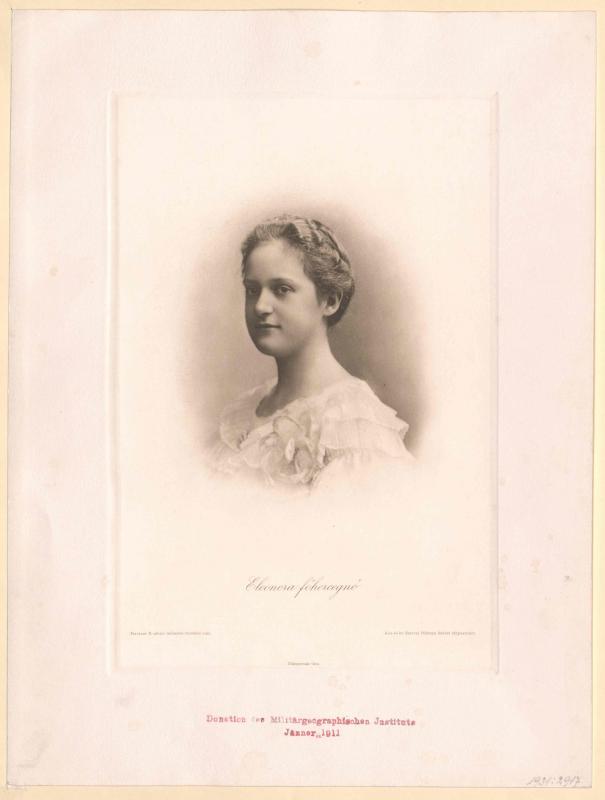 Eleonore Maria Immakulata Erzherzogin von Österreich