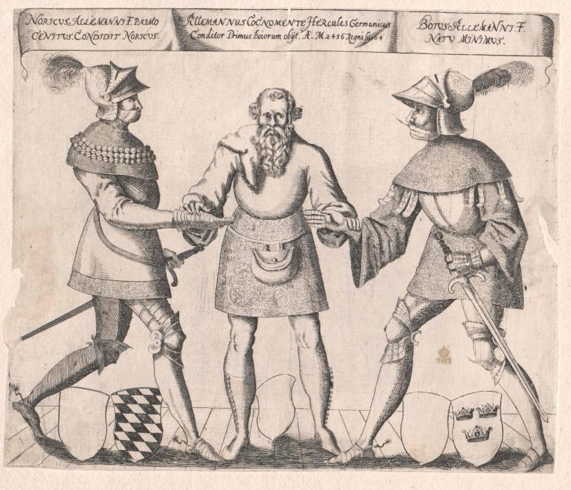 Allemannus (Heerführer der Bajuwaren)