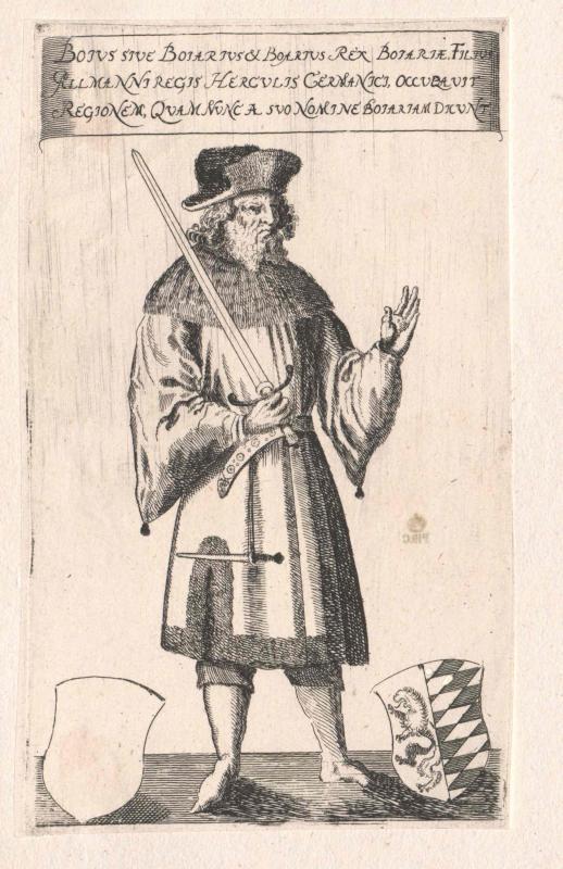 Bojus (Heerführer der Bajuwaren)