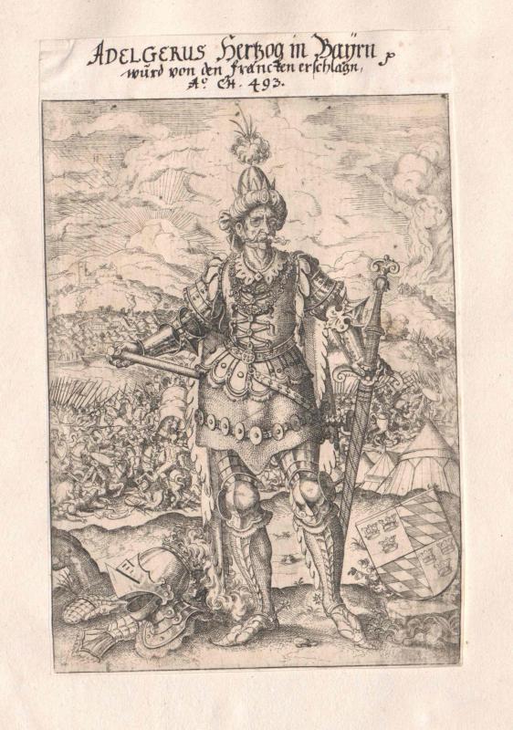Adelger (Heerfüher der Bajuwaren)