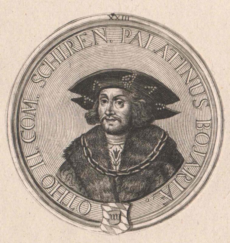Otto II., Graf von Scheyern