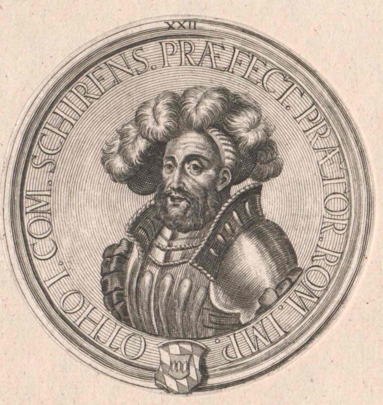 Otto I., Graf von Scheyern