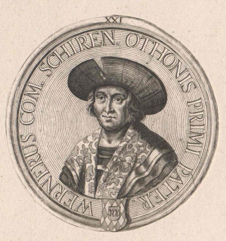 Werner, Pfalzgraf zu Scheyern und Wittelsbach