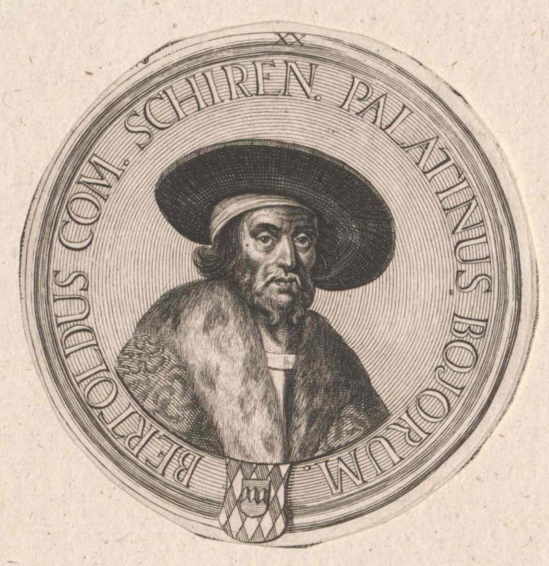 Berthold, Graf an der oberen Isar