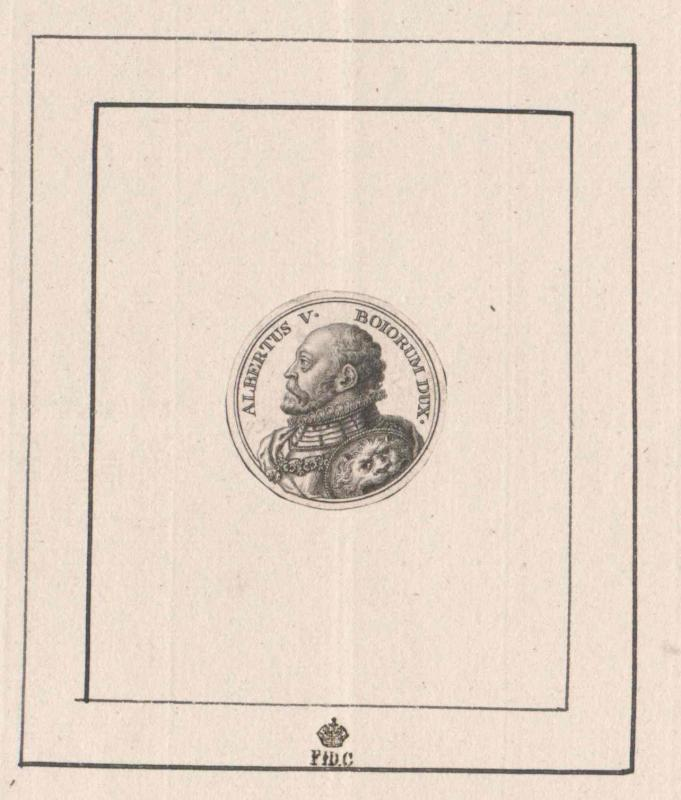 Albrecht V., Herzog von Bayern