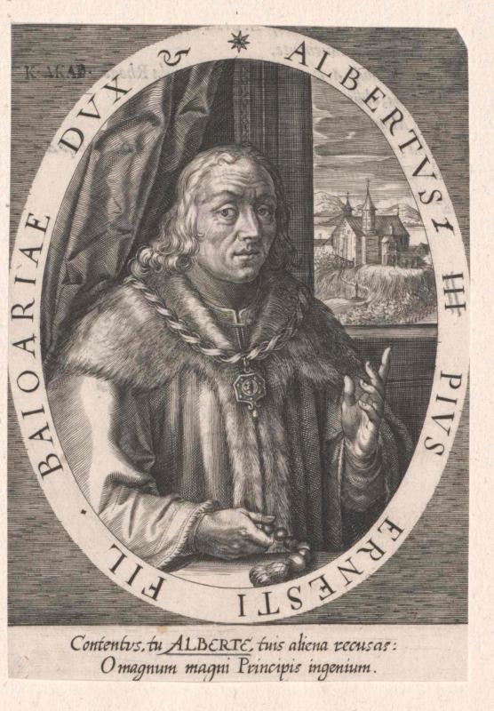 Albrecht III., Herzog von Bayern