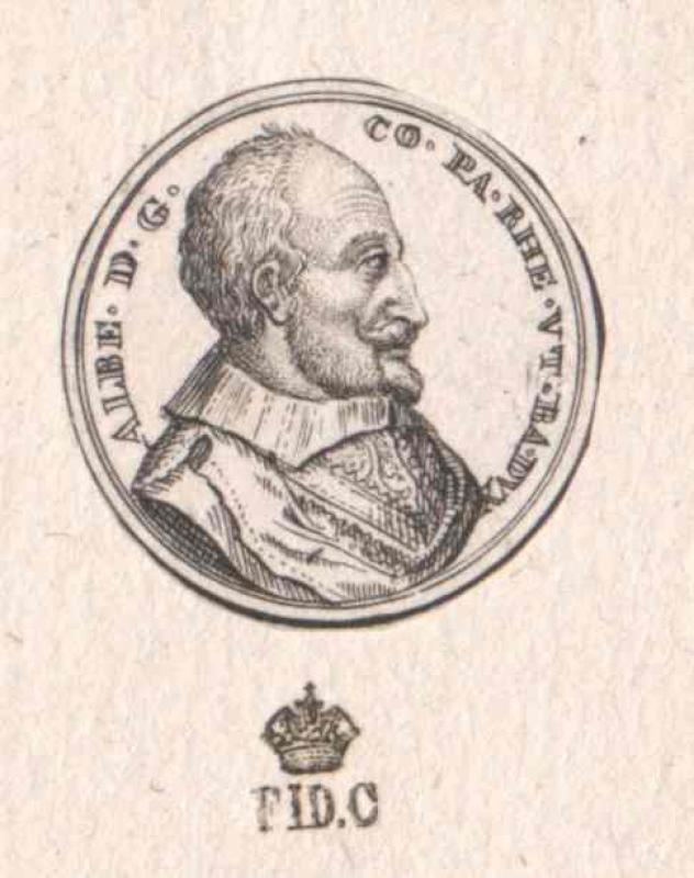 Albrecht VI., Herzog von Bayern